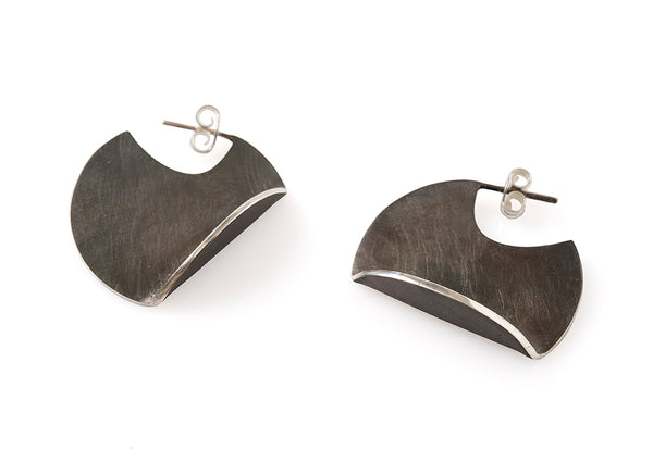 Valentina Falchi My Dot Twin Bended Earrings 2