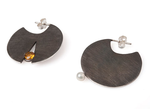 Valentina Falchi My Dot Twin Combo Earrings 1_1