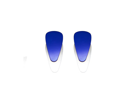 Valentina Falchi The Joy Keeper Small Earrings Blue 1