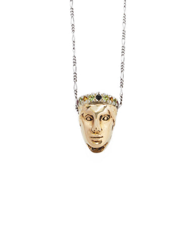 Dea Rail Baia Crown Necklace 1