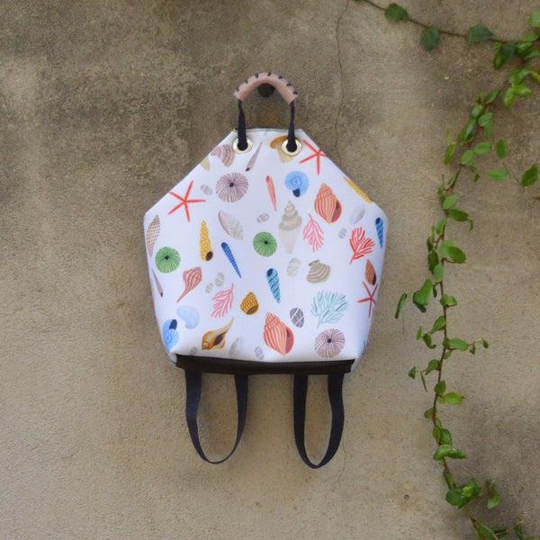 Caterinaeffe x Beatrice Cerocchi Shells Backpack 1