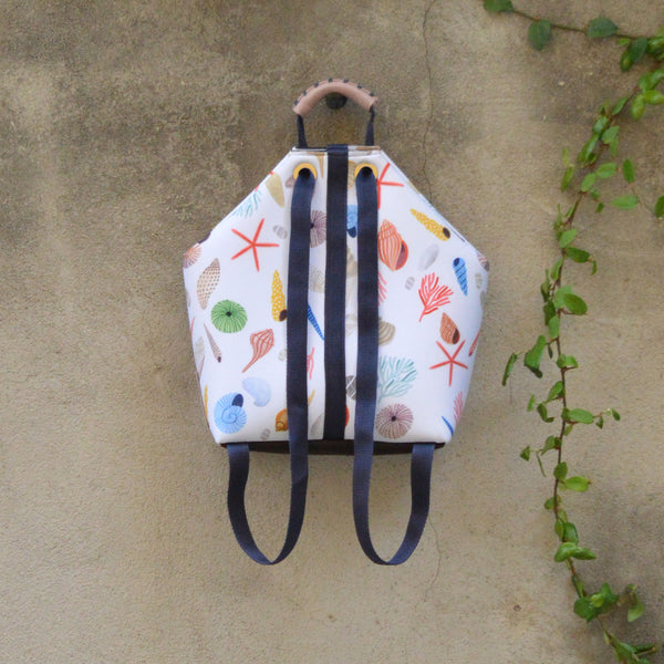 Caterinaeffe x Beatrice Cerocchi Shells Backpack 2
