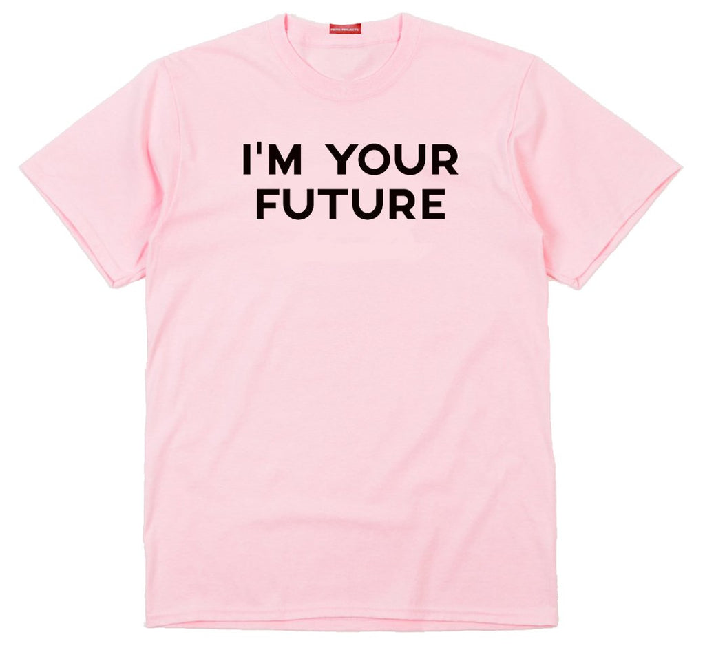 Frito Projects Im Your Future Pink T-Shirt 1