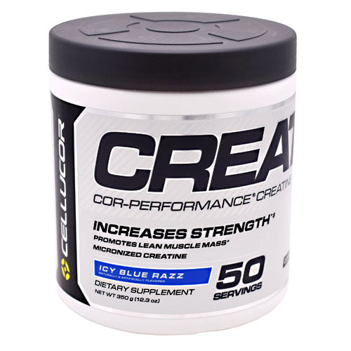 Cellucor COR-Performance Series Creatine - Icy Blue Razz - 50 Servings - 842595101683