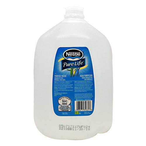 Nestle Pure Life Purified Water - 6 ea - 068274463334