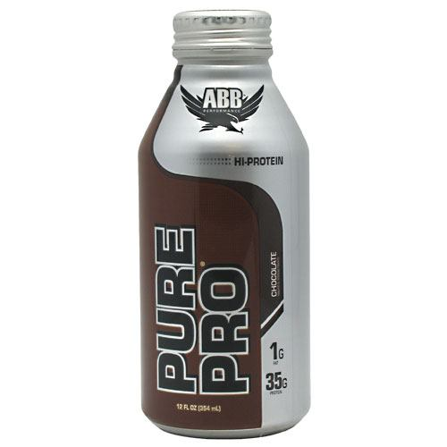 ABB Pure Pro - Chocolate - 12 Bottles - 00045529856691