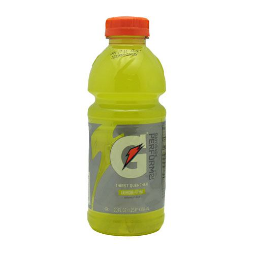 Gatorade Thirst Quencher - Lemon-Lime - 24 Bottles - 10052000328681