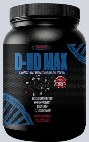 D-HD MAX Testosterone Booster