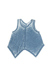 Maru Distressed Burnout Tank