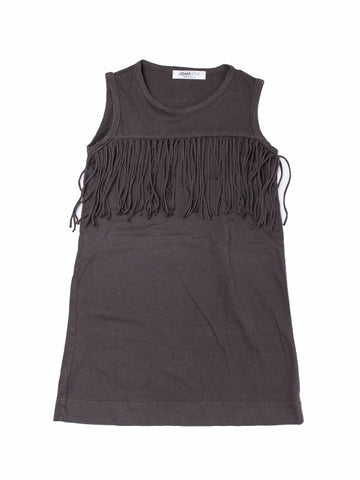 Tamiko Draped Smoke Jersey Modern Dress