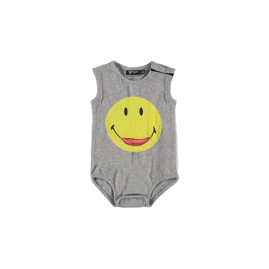 Smiley Pocket Baby Body