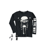 Touring Moto Tee With Sound
