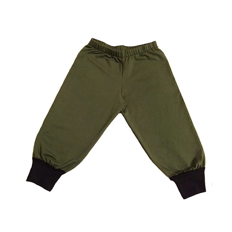 Army Knee Pant - Kamari Kids