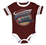 Johnny Cash Varsity Onesie