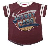 Johnny Cash Varsity Tee