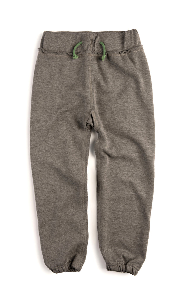 Gym Sweats - Light Grey Heather - Kamari Kids