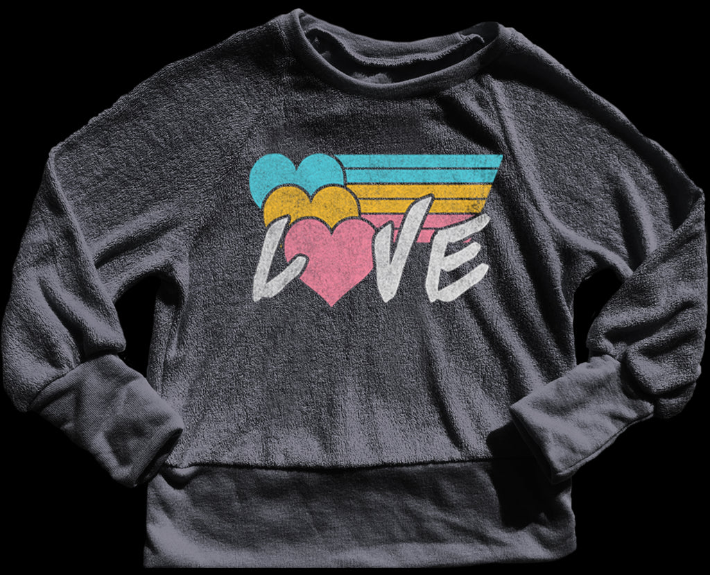 Love Terry Petunia Sweatshirt