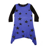 Big n Little Star Dress w/ Sleeves - Kamari Kids