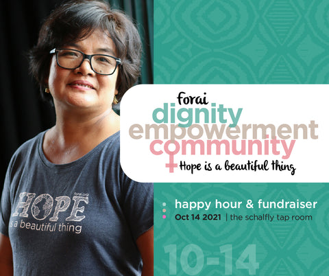 2021 Happy Hour and Fundraiser Sponsorships