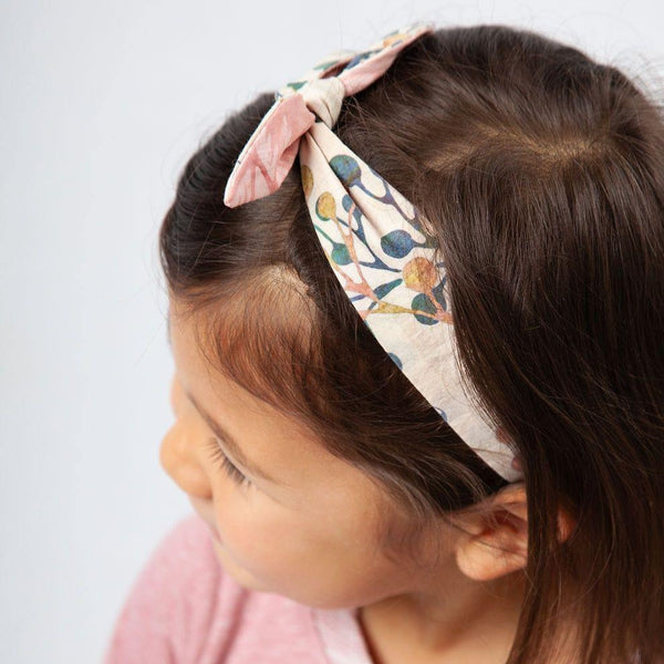 Kazuri Kids Reversible Tie Headbands