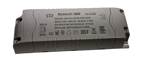 RLDIM-30W Alimentation directe dimmable