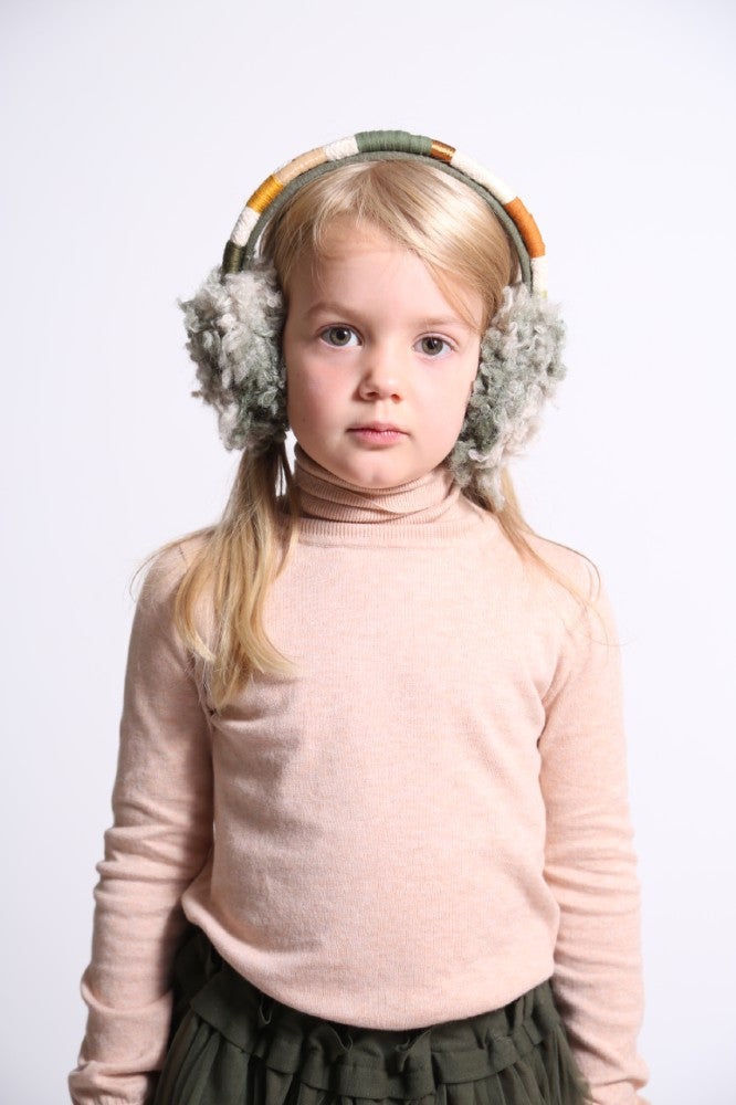 Wrapped Bungie Ear Muffs