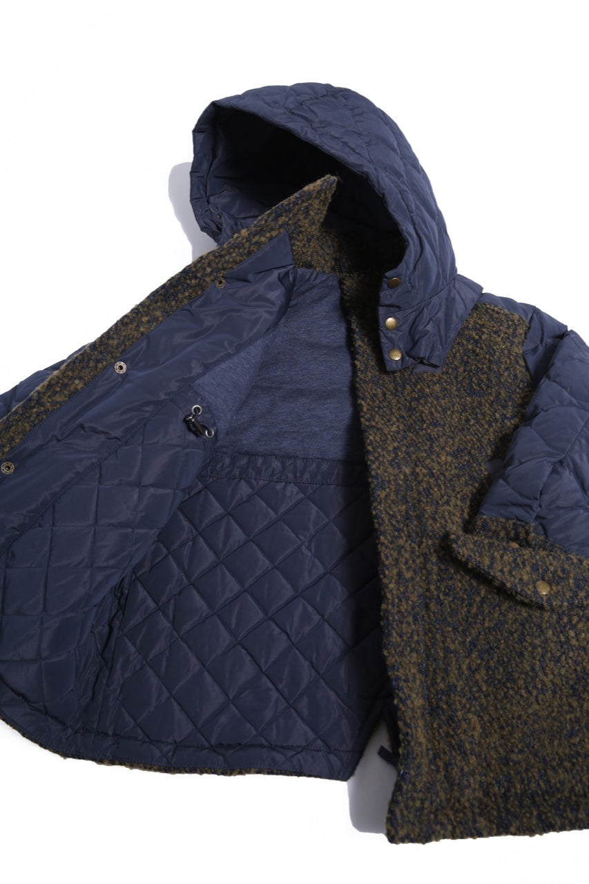 Quilted Down Filled Parka