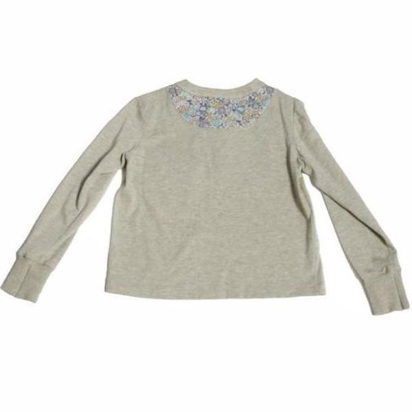 Long Sleeve Henley with Bib