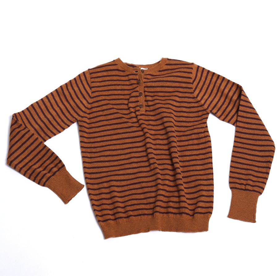 Classic Henley Pullover