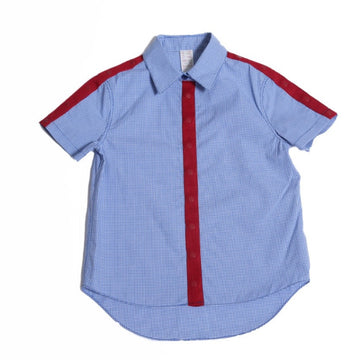 Multi Snap Classic Short Sleeve Shirt