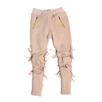 Ruched Stirrup Breeches