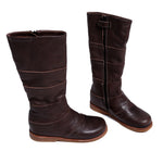 Tiered Knee Boot