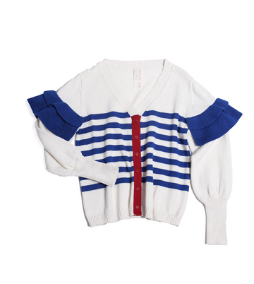 Verbunko Sailor Cardigan