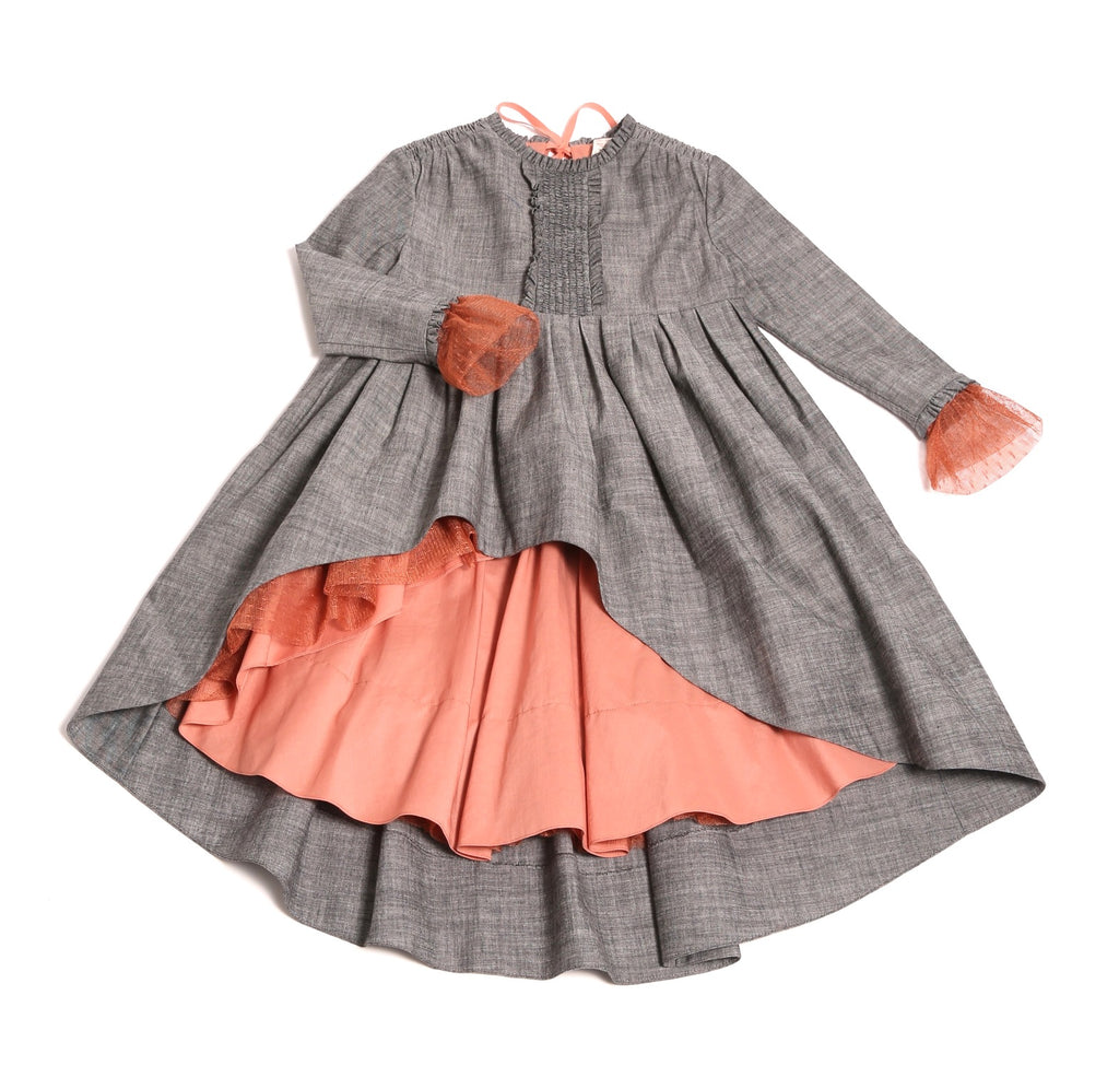 Carriage Smock Dress