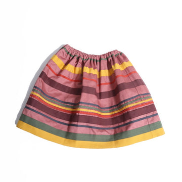 Tiered Bahia Skirt