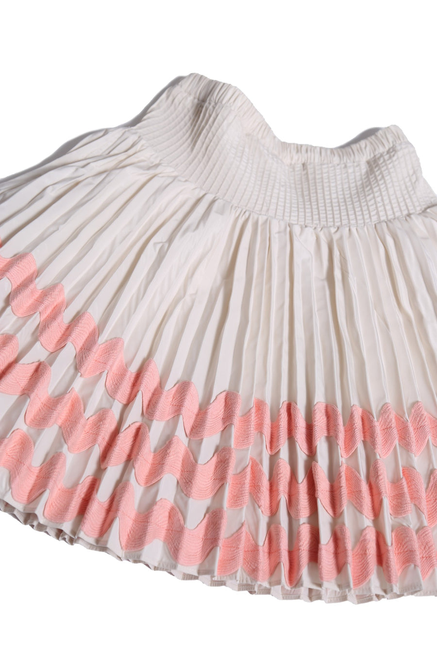 Genoveva Pleated Skirt