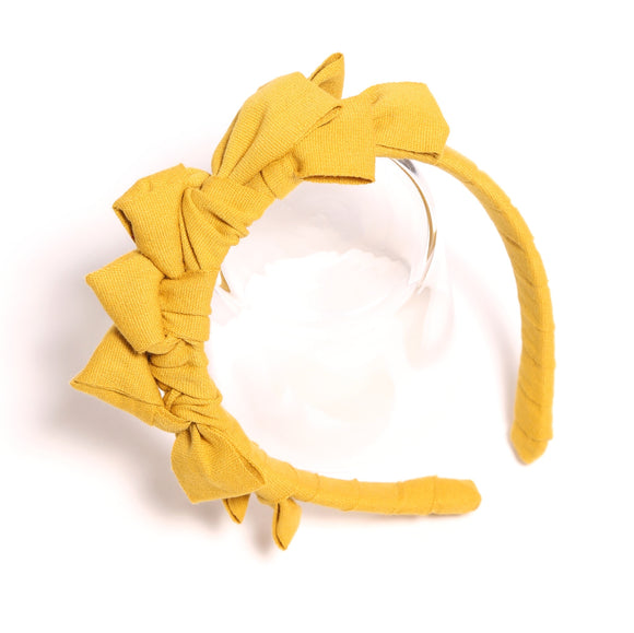 Knotted Ribbon Headband