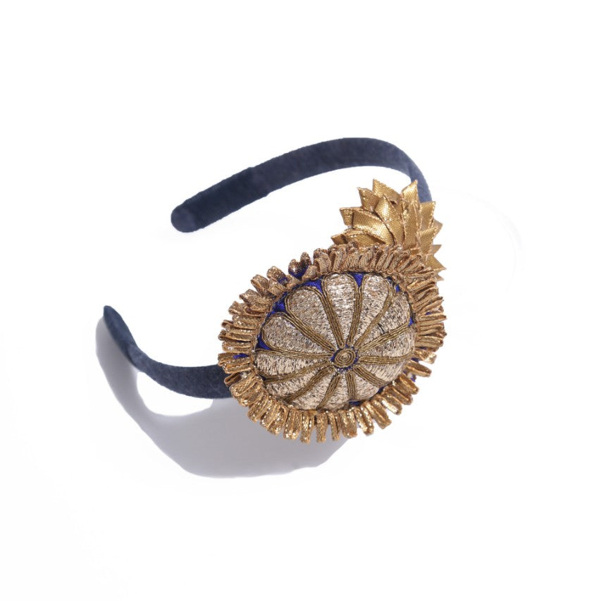Zari Sunburst Headband