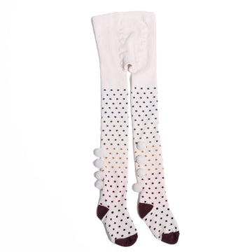 Polka Dot Confetti Tights