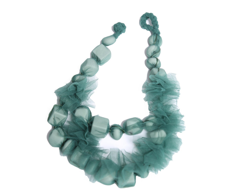 Margaretha Knotted Necklace