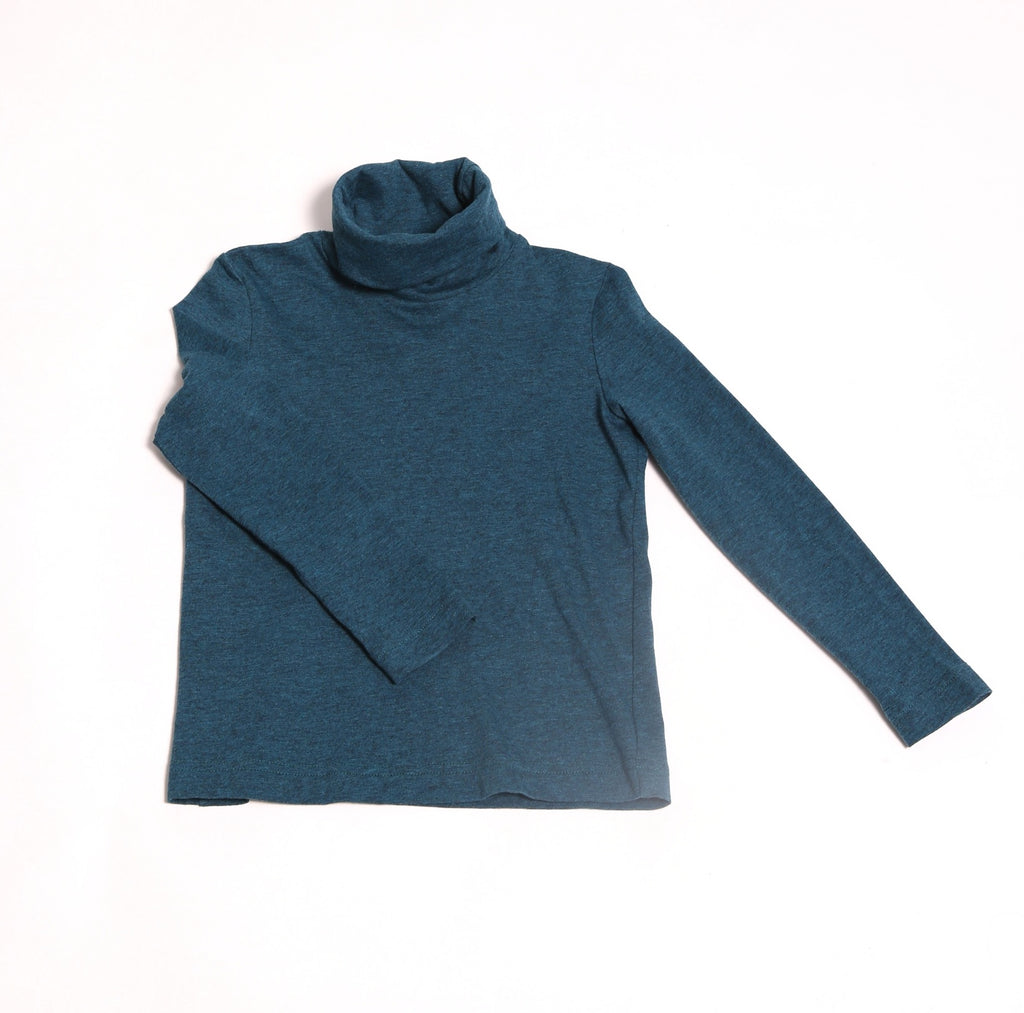 Classic Slim Turtleneck