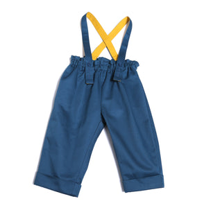 Dungaree Convertible Trouser