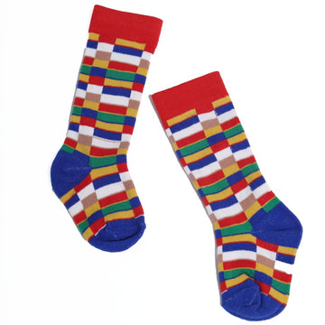 Samuel Intarsia Stocking