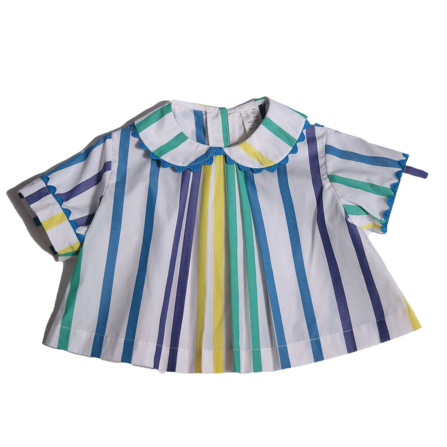 Alero Peter Pan Collar Top