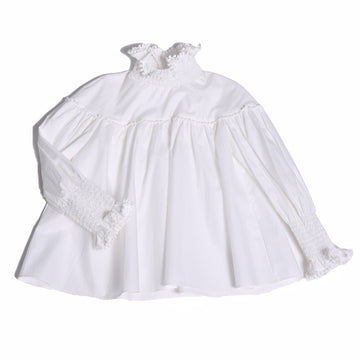 Diarra Smocked Blouse