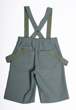 Criss Cross Suspender Bermuda
