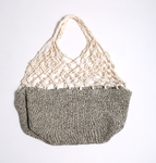 Womens Bucksaw Macrame Mommy Tote