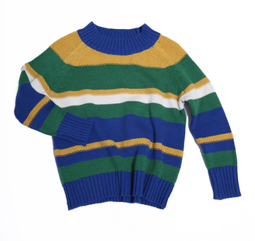 Noah Striped Pullover