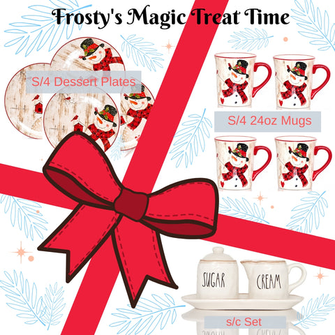 Frosty's Magical Treat Time