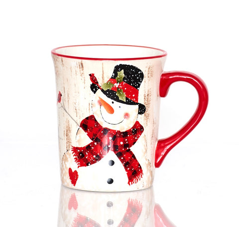 Frosty's Magical set of 4 Mugs  24oz
